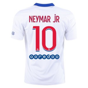 Neymar Jr. PSG 20/21 Away Jersey by Nike