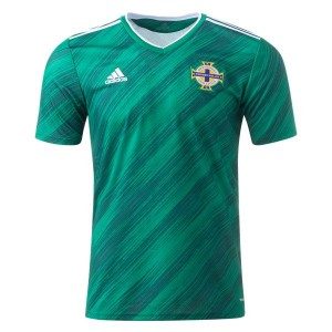 Northern Ireland 2020 Home Jersey by adidas
