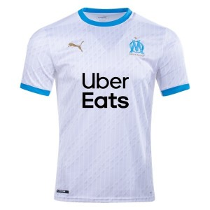 Olympique Marseille 20/21 Home Jersey by PUMA