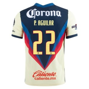 Paul Aguilar Club América 20/21 Authentic Home Jersey by Nike