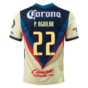 Paul Aguilar Club América 20/21 Home Jersey by Nike