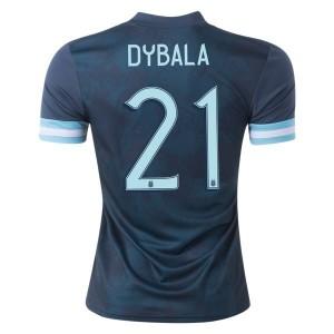 Paulo Dybala Argentina 2020 Away Jersey by adidas