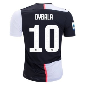 Paulo Dybala Juventus 19/20 Authentic Home Jersey by adidas