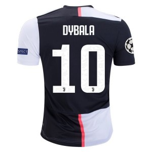 Paulo Dybala Juventus 19/20 Authentic UCL Home Jersey by adidas