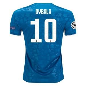 Paulo Dybala Juventus 19/20 UCL Third Jersey by adidas