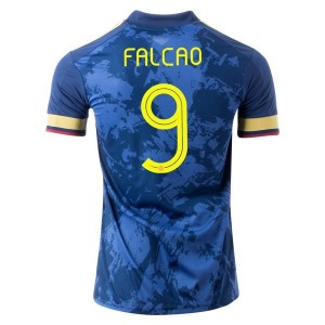 Radamel Falcao Colombia 2020 Away Jersey by adidas