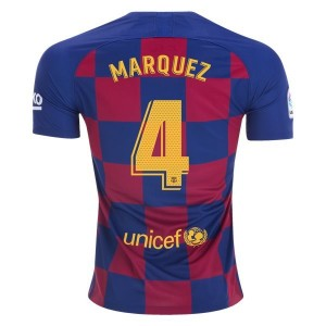 Rafael Marquez Barcelona 19/20 Home Jersey by Nike