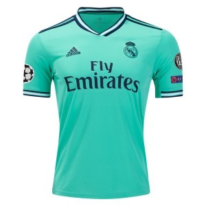 Real Madrid 19/20 UCL Third Jersey by adidas