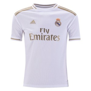 Real Madrid 19/20 Youth Home Jersey by adidas