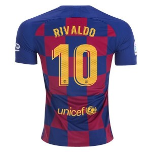 Rivaldo Barcelona 19/20 Home Jersey by Nike