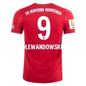 Robert Lewandowski Bayern Munich 2020/21 Authentic Home Jersey by adidas