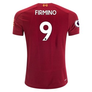 Roberto Firmino Liverpool 19/20 Youth Home Jersey by New Balance