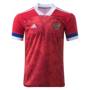 Russia Euro 2020 Home Jersey by adidas