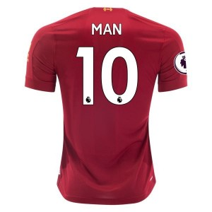 Sadio Mane Liverpool 19/20 Home Jersey by New Balance
