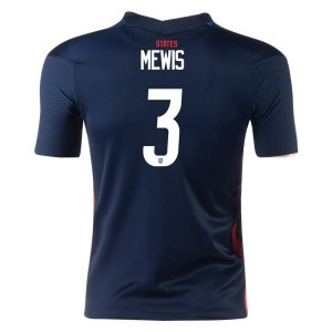Sam Mewis USWNT 2020 Youth Away Jersey by Nike