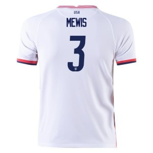 Sam Mewis USWNT 2020 Youth Home Jersey by Nike