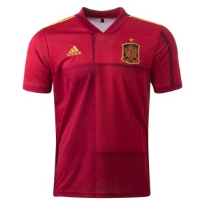 Spain Euro 2020 Home Jersey by adidas