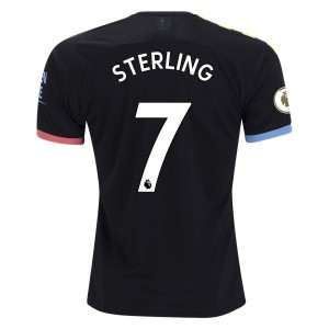 Sterling Manchester City 19/20 Away Jersey by PUMA