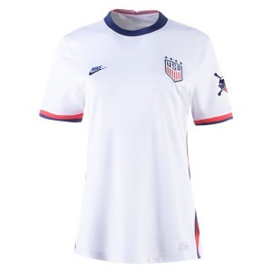 USWNT 2020 American Outlaws AO Home Jersey by Nike
