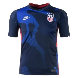 USWNT 2020 Youth Away Jersey by Nike