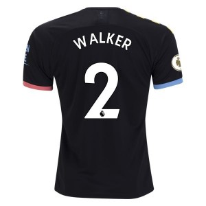 Walker Manchester City 19/20 Away Jersey by PUMA