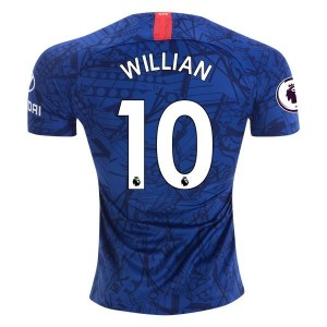 Willian Chelsea 19/20 Home Jersey by Nike
