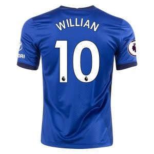 Willian Chelsea 20/21 Home Jersey by Nike