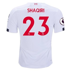 Xherdan Shaqiri Liverpool 19/20 Away Jersey by New Balance
