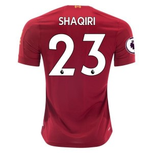 Xherdan Shaqiri Liverpool 19/20 Home Jersey by New Balance
