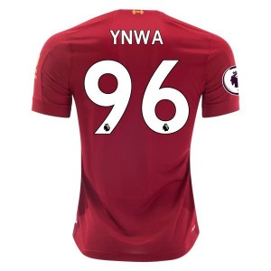 YNWA Liverpool 19/20 Home Jersey by New Balance