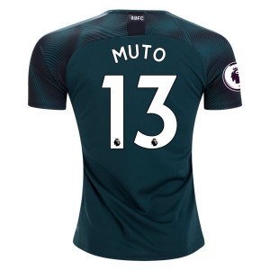 Yoshinori Muto Newcastle United 19/20 Away Jersey by PUMA